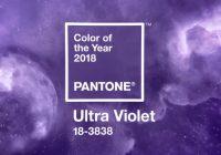 estilos de cores 2018