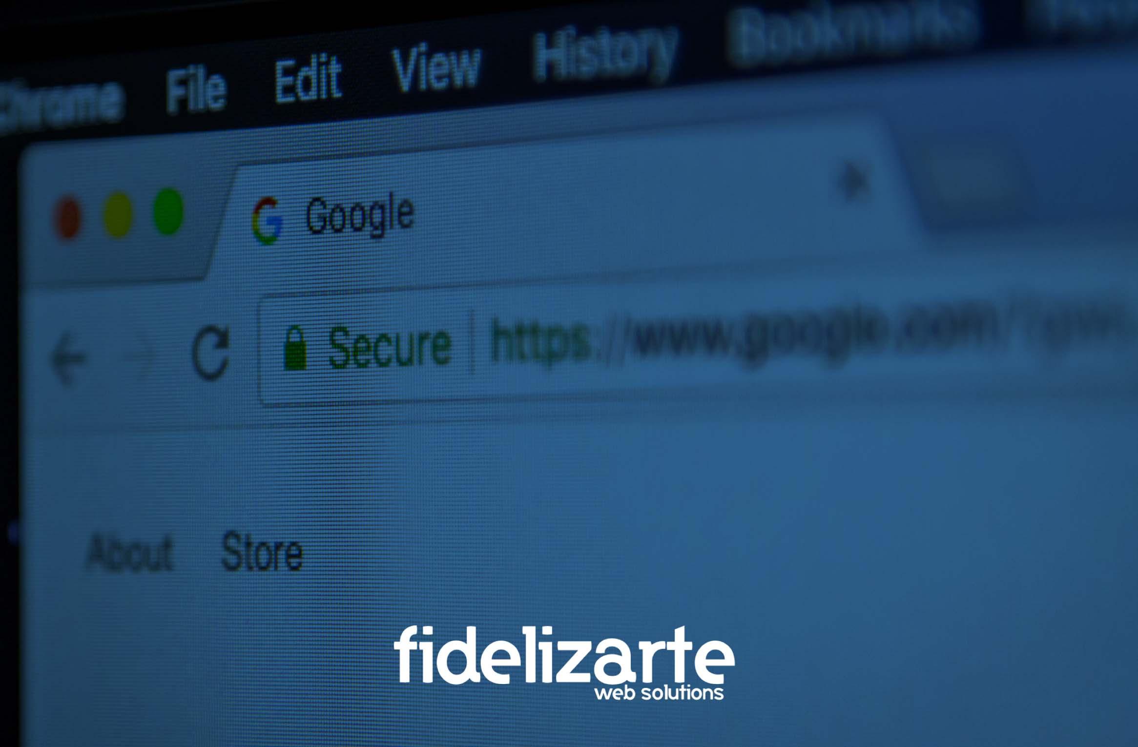 O domínio do Chrome