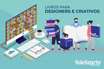 Livros para Designers e Criativos