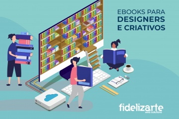 Ebooks gratuitos para Designers e Criativos