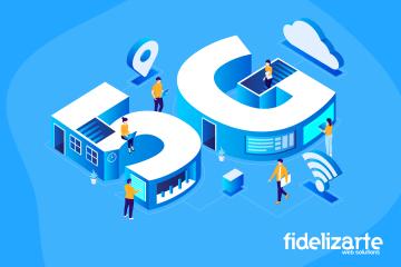 5G, o novo aliado da produtividade digital