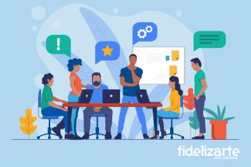 A fluência da comunicação em empresas de sucesso