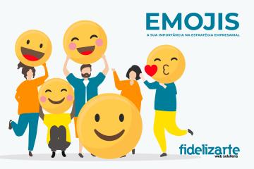 Emojis na estratégia empresarial