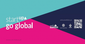 Web Summit Startup go global