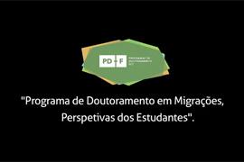 IGOT | Programa de Doutoramento em Migracões