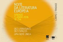 NLE 2016 | Noite da Literatura Europeia 2016 | Bes