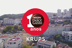 Krups | Dolce Gusto | 10 Anos