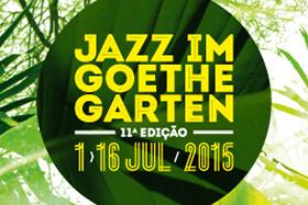 Jazz im Goethe Garten 2015