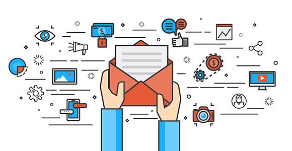 Envio de Newsletters