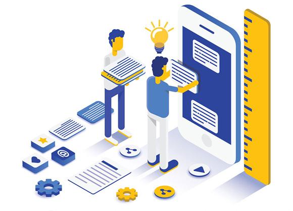 Criação e desenvolvimento de aplicações mobile